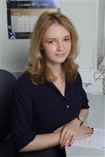 Ms. Elizaveta A. Zhukova, Formalities officer