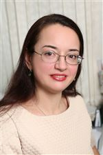 Mrs. Ludmila Yu. Troshina, Senior associate <br />