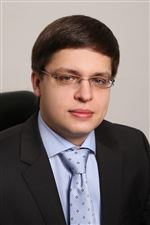 Mr. Mikhail V. Pustin, Senior associate